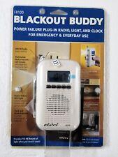 Eton FR100 Blackout Buddy Radio (Pearl)