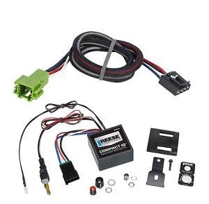 Reese IQ Trailer Brake Control for 12-15 GL350 450 550 ML350 w/ Wiring 1-3 Axle