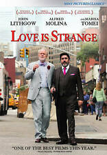 Love Is Strange (DVD, 2015)