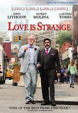 NEW - Love Is Strange