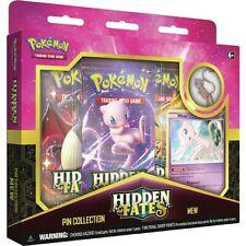 Pokemon TCG: Hidden Fates Pin Collection (Mew)