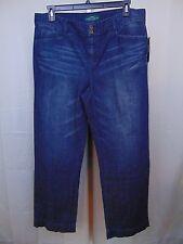 Ralph Lauren Wide Leg Dark Jeans for Women | eBay