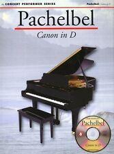 PACHELBEL CANON IN D PF (CPS) BK/CDR; Pachelbel, Johann, FMW - AM949840
