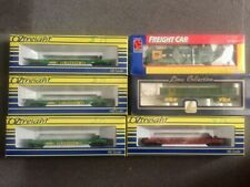 OzFreight and Lima new HO freight wagons