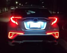 Toyota CH-R Sequential LED Rear Bumper Lights