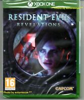 Resident Evil Revelations HD (includes ALL DLC items) 'New & Sealed' *XBOX ONE*