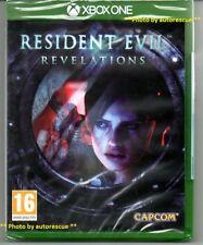 """MAL RESIDENTE REVELACIONES HD """"Nuevo y Sellado' * Xbox One (1) *"""