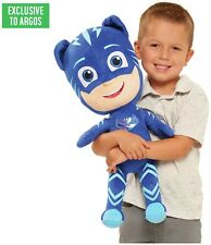 Masks Jumbo Soft Toy - Cat Boy