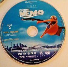Finding Nemo (DVD, 2003, Full Frame) Disc Only!