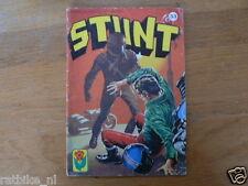 STUNT COMIC DUTCH NO 33 ,DE LAATSTE INZET,HARLEY-DAVIDS
