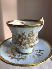 Paragon Gold Tea Cup & Saucer Her Majesty The Queen Fine Bone China England