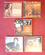 5 BRUCE SPRINGSTEEN CD Singles 57 Channels,LeapofFaith,Better Days,Secret Garden