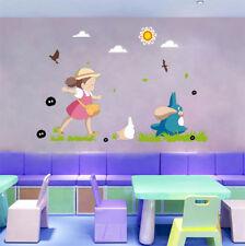 My Neighbor Totoro Wall Art Sticker Kids Boys Girls Room Decal Wallpaper Decor