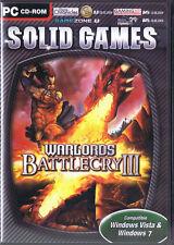 Warlords Battlecry III (PC, 2012, UIG [Rerelease])