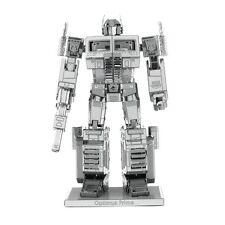 Metal Earth 3D Laser Cut Steel Model Kit Transformers Autobots Optimus Prime