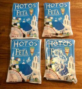 4 x Hotos Greek Feta 200g PDO