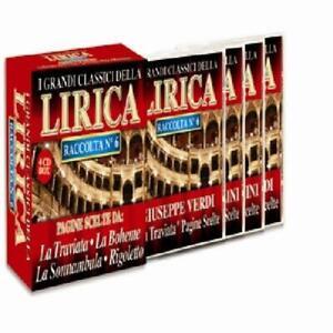 Grandi Classici Della Lirica (I) #06 / Various (4 Cd)