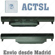 BATERIA para Asus K55VM K55VS K75 K75A K75D Li-ion 10.8v 4400mAh BT50