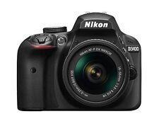 Nikon D3400 DSLR Camera with AF-P 18-55mm Lens (Black)!! USA MODEL BRAND NEW!!