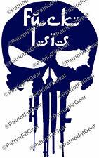 Punishergunsmolon Labefck Isis2ausapunisher Skullstickersvinyl Decal