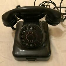 Altes Telefon Bakelit W 48 Original Post 1956