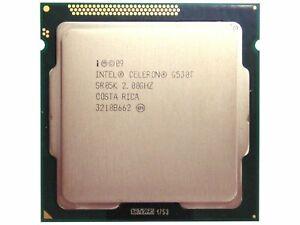Intel Celeron Dual-Core G530T 2 GHz CPU Processor SR05K LGA 1155 Free Shipping