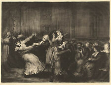 George Bellows Reproductions: Dance in a Madhouse - Fine Art Print