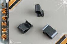 Bmw E21 320i E30 318i 325 325e 325i M3 Parrilla Frontal De Metal Clips X8 Nuevo