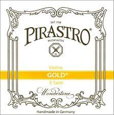 Gold Label Violin E String 4/4 Steel Ball End STARK