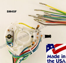 SM45F Mustang Cougar T-Bird Mark Turn Signal Switch  **w/o tilt wheel** 68 69