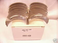 JAGUAR MKV MK5 3.5 LITRE MAINS BEARINGS +.020