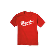 MT251-B Milwaukee Electric Tool Tee Shirt, Size Medium