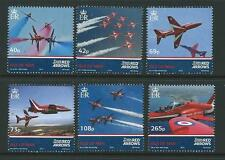 ISLE OF MAN 2014 RED ARROWS MNH
