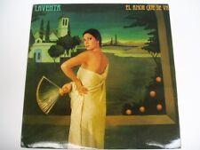 LAVENTA - EL AMOR QUE SE VA - RARE SPAIN LP
