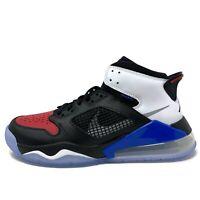 """Nike Air Jordan Mars 270 """"Top 3"""" Black/Blue/Red CD7070-001 Men's Size 10"""