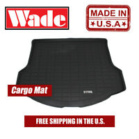Sure-Fit Floor Mats Cargo Rear Fits 2007 - 2010 Jeep Wrangler Unlimited