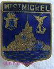 BG7289 - INSIGNE BADGE blason MONT SAINT MICHEL