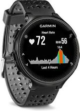 Garmin Forerunner 235 Heart Rate GPS Watch Black Gray Brand New