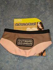 Jr. Port-A-Bowl Outward Hound Portable Dog Bowl