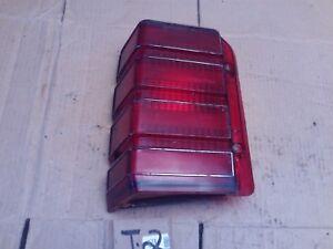 1981 1982 1983 1984 1985 MERCURY LYNX LEFT TAIL LIGHT LAMP LENS WAGON FAMILY SDN