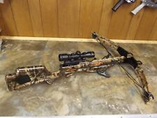 Wicked Ridge Warrior Crossbow with Ten Point Scope