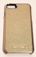 """Kate Spade New York Leather Wrap Case for iPhone 8 & IPhone 7 (4.7"""") Rose Gold"""
