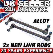 Ford Cougar all & Mondeo mk1 mk2 Aluminium drop link rods x 2