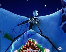 DANNY ELFMAN SIGNED NIGHTMARE BEFORE CHRISTMAS 11X14 PHOTO! AUTOGRAPH! PSA DNA!