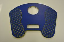 Golf Hole Cutting Guide (Blue/Yellow)