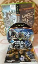 GHOST RECON 2 SUMMIT STRIKE - Xbox X-Box X Box Gioco Game Microsoft Thq