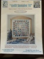 Linda Myers Quilt Sampler VI Cross Stitch Chart