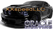 ORACLE Ford Mustang 2010-2012 WHITE LED Headlight Halo Angel Eyes Kit