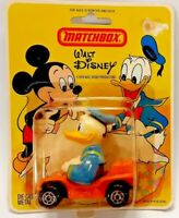 Vintage 1979 Matchbox Walt Disney Series WD-2 Donald Duck Beach Buggy Brand New