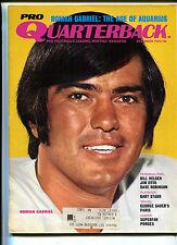 Pro Quarterback #2 Dec 1970 Roman Gabriel  Bart Starr Jim Otto Bill Nelson MBX16